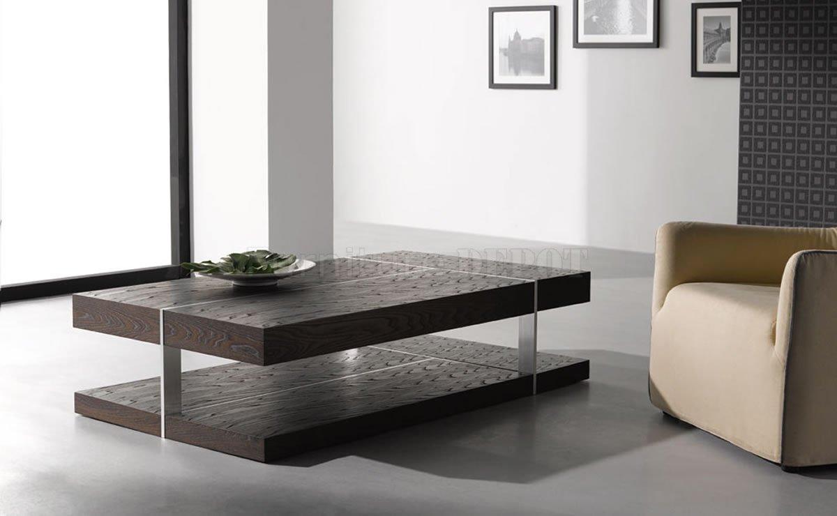 Metal coffee table designs modern