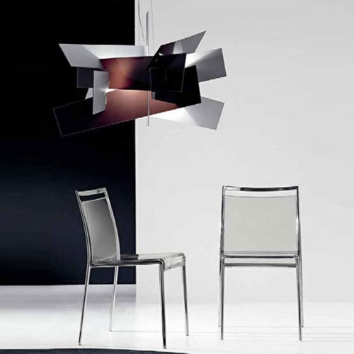 Modern stackable chairs for office