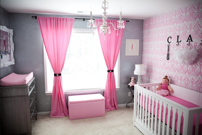 Nursery ideas for small rooms decor