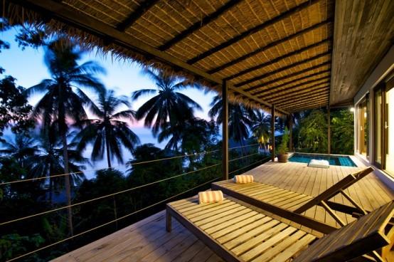 Small vacation homes interior