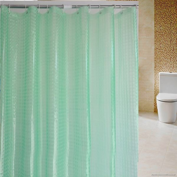 Bathroom window curtains waterproof
