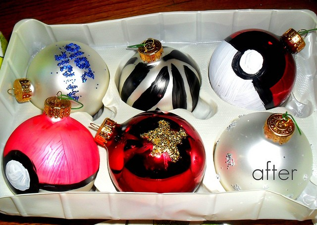 Christmas ornament crafts ideas