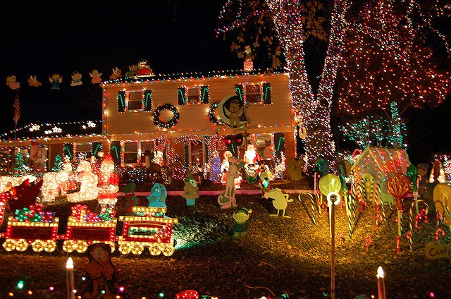 Christmas yard decorations ornaments