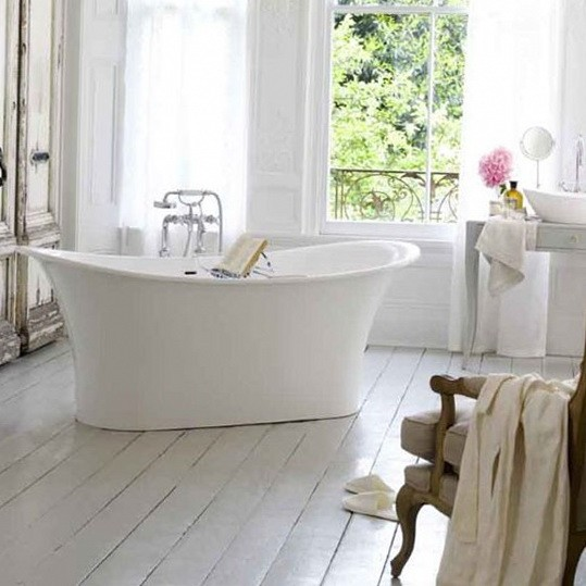 Country bathroom decor modern