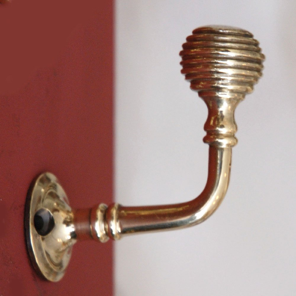Curtain tie back hooks ideas