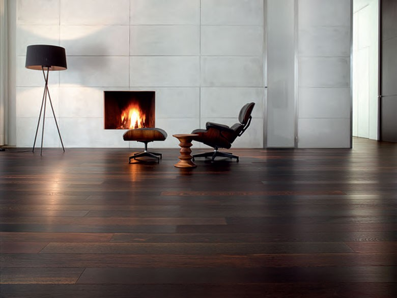 dark wood floors ideas - Dark Wood Flooring