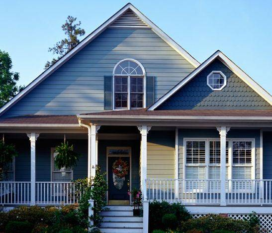 Exterior paint colors pictures