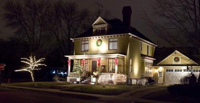 Home accents holiday lights