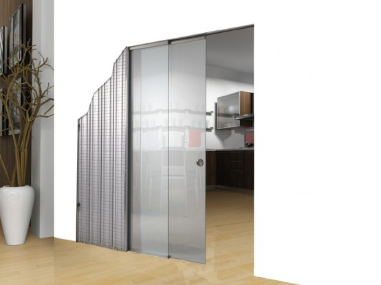 Interior sliding doors modern