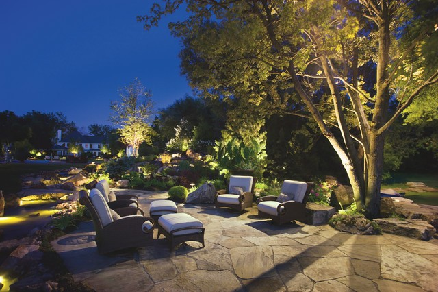 Kichler outdoor lighting ideas