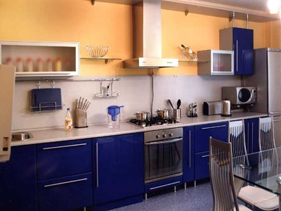 Kitchen wall colors decorating