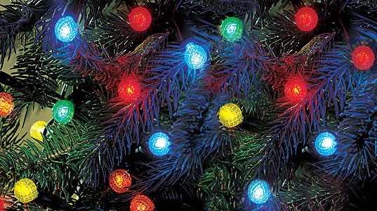 Led christmas tree ideas