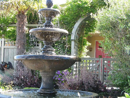 Outdoor garden fountains ideas | Appliance In Home