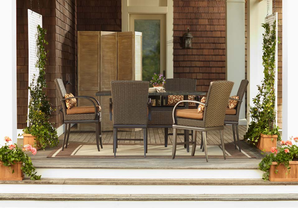 Outdoor Patio Rugs Home Depot