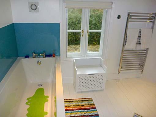 Outhouse Bathroom Decor Modern
