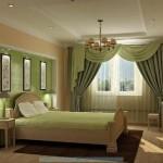 Curtain ideas for bedroom window