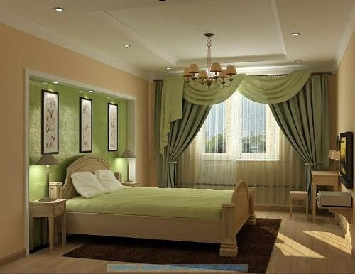 Curtain ideas for bedroom window