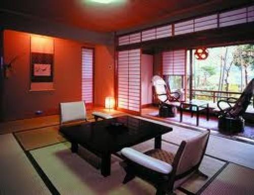 Japanese interior design 2012