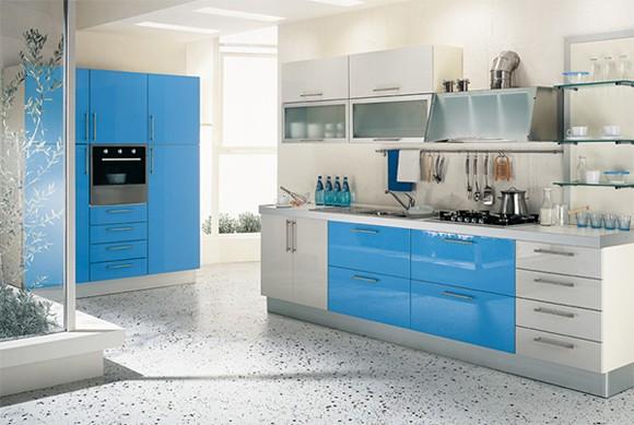 Open kitchen designs photo gallery