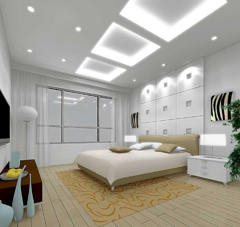 Roof ceiling design ideas