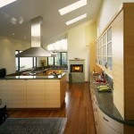 Small kitchen makeover design