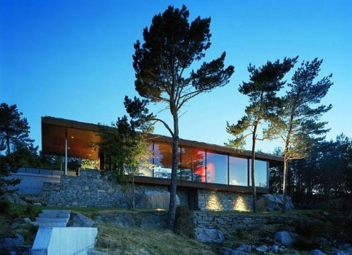 bungalow garden design 2012
