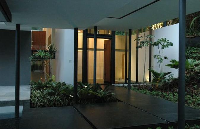 bungalow garden design decor