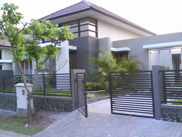 small tropical house design