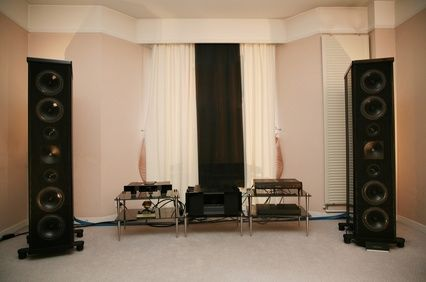 Home Theater Design for your room decor