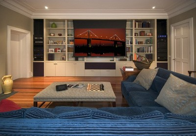 Home Theater Design for your room plans