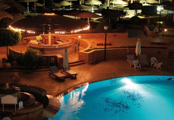 Lighted pool decorations modern