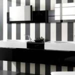 Modern Black And White Bathroom Wash Basin ideas