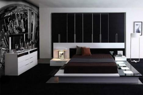 Modern bedroom furniture sets decor