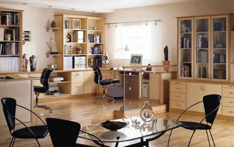 Modern office space 2012