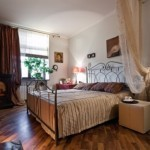 Retro Bedroom furniture design decor