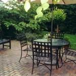 Small patio ideas decor