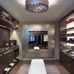 Walk in closet design decor