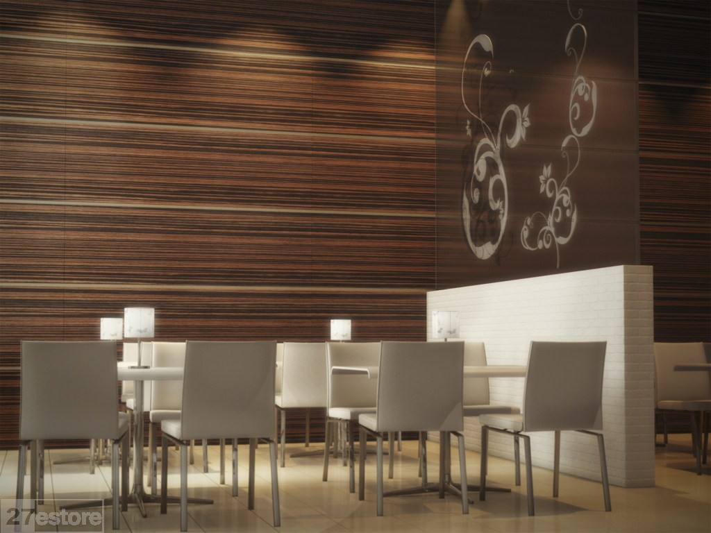 Wood wall decorative panels 2012