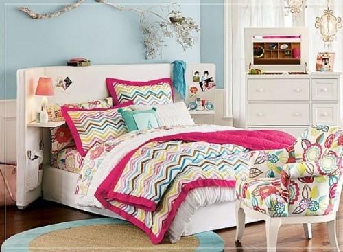 bedding for girls room 2012