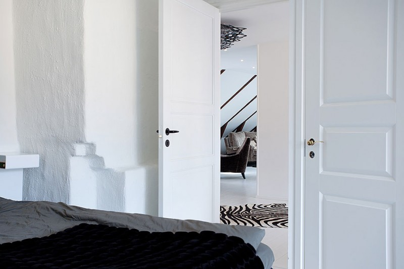 white interior door ideas