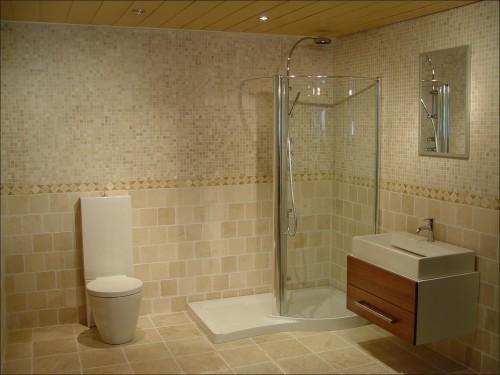 Art deco bathroom tile ideas
