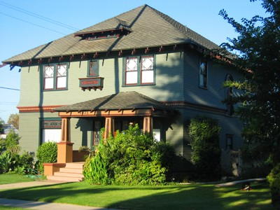 Exterior color combinations home
