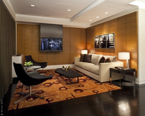 Front TV wall design ideas