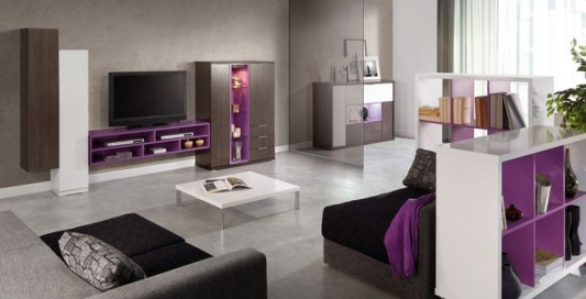 LCD TV wooden cabinets ideas