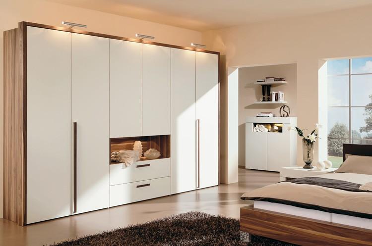Latest designs of cupboards in bedroom ideas