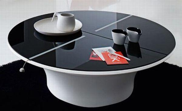 Metal coffee table designs ideas