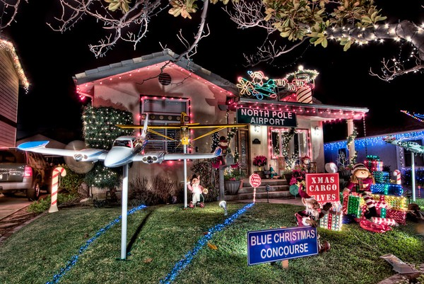 Christmas yard decorations ideas