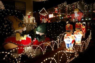 Christmas yard decorations ideas