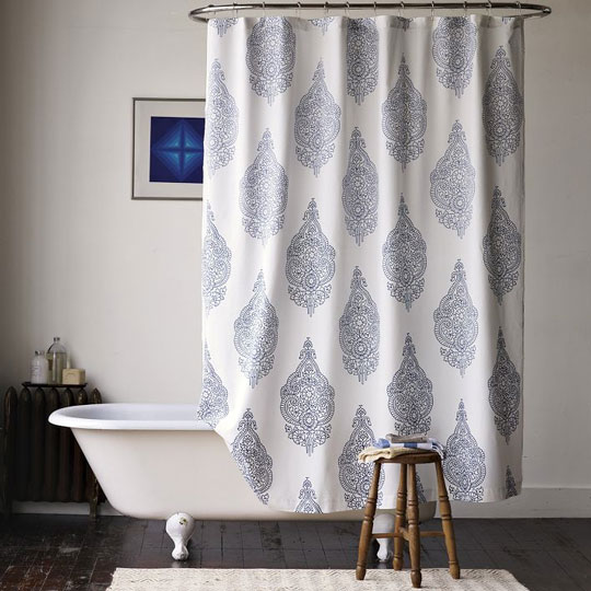 Attractive Bathroom Curtains Target