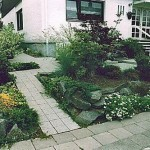 Front yard landscape ideas for small house